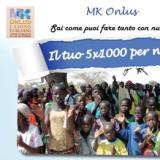 Il 5 per mille per il futuro del Burkina