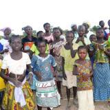 """L' impegno di """"MK Onlus"""" in partenariato con i Lions Club del Burkina Faso continua così nel 2013"""
