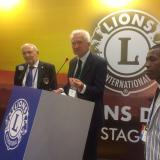 La presentazione di MK Onlus alla Convention di Milano