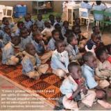 I Lions italiani in Burkina Faso - MK Onlus