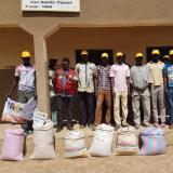 La trasformazione di Gounda grazie ad un giovane tecnico agricolo