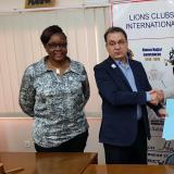 Lions del Burkina e dell'Italia confermano il partenariato