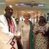 MK Onlus incontra il Governatore del Distretto di Ouaga