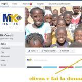 Puoi donare con Facebook