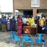 Macchine da cucire per il Burkina